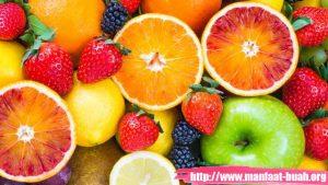 buah mengatasi darah merah