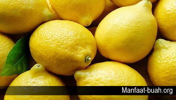 Beberapa Manfaat Lemon untuk Kesehatan