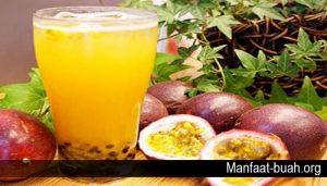 Manfaat Markisa untuk Kesehatan Tubuh