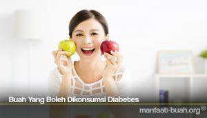 Buah Yang Boleh Dikonsumsi Diabetes